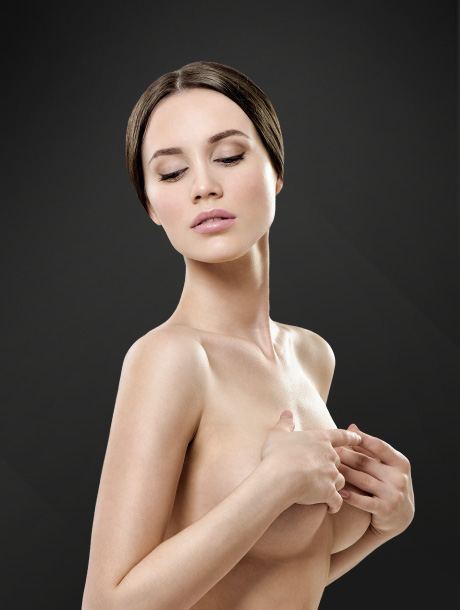 Breast lift model 01, Dr Anh