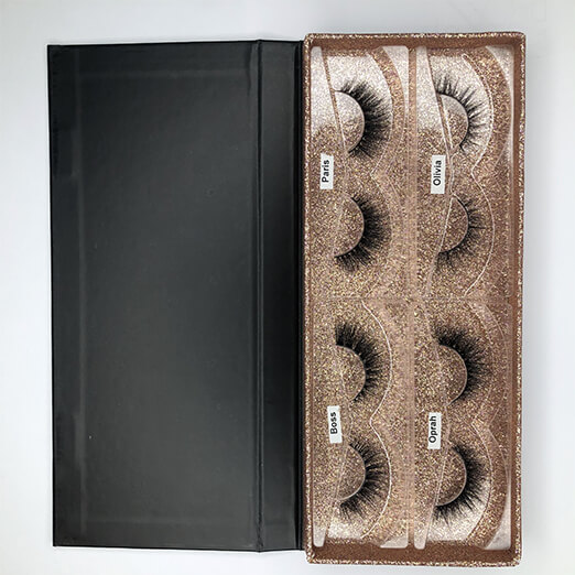 Lashboss by Dr Anh Signature Lashes – Box of 4 Pairs