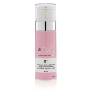 01: Purifying Active Cleanser