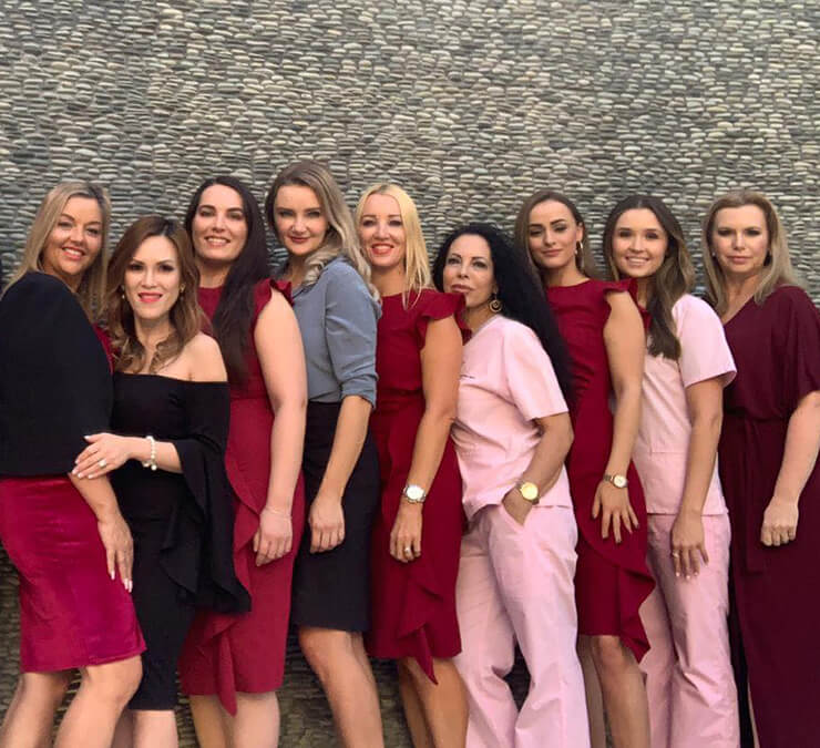 Dr Anh female team, payment plan featured