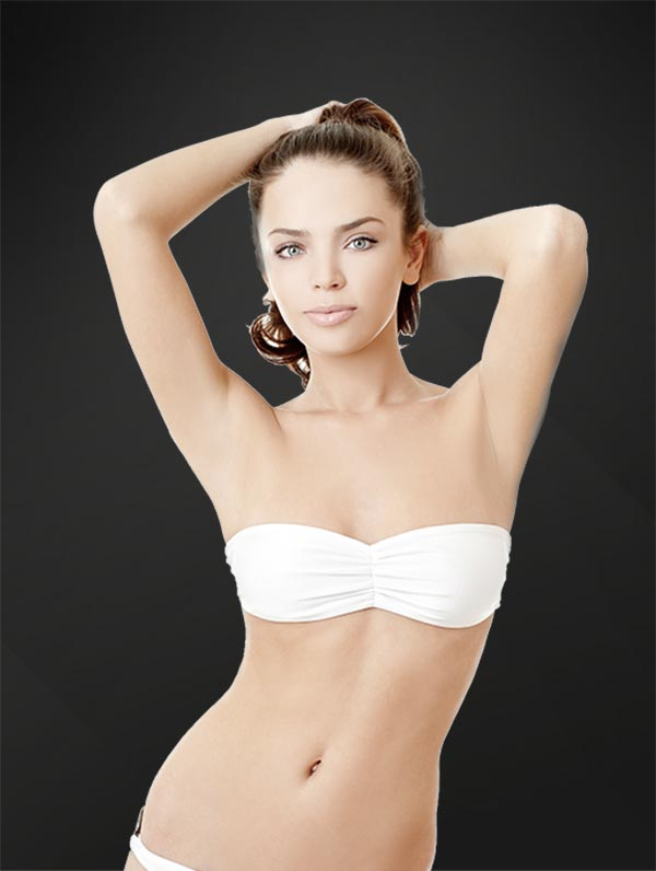 Body lift plastic surgery, model 01 - Dr Anh