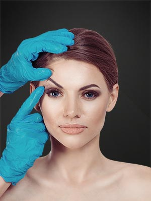Brow lift model image 01