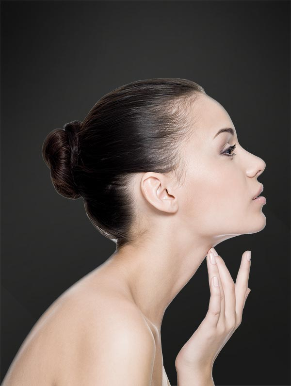 Facelift and neck lift surgery, model 01, Dr Anh