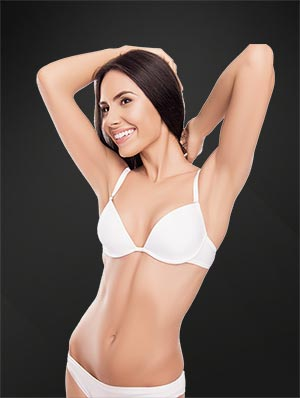Liposuction model 01, encurve model 01, Dr Anh