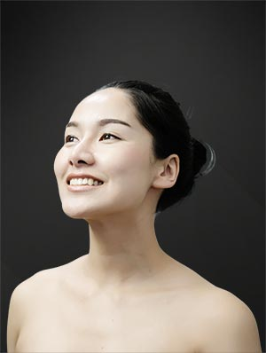 Dry skin treatments, model 01, Dr Anh