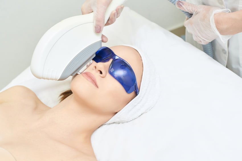 IPL at Dr Anh clinic, image 01
